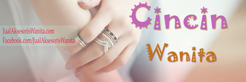 cincin wanita